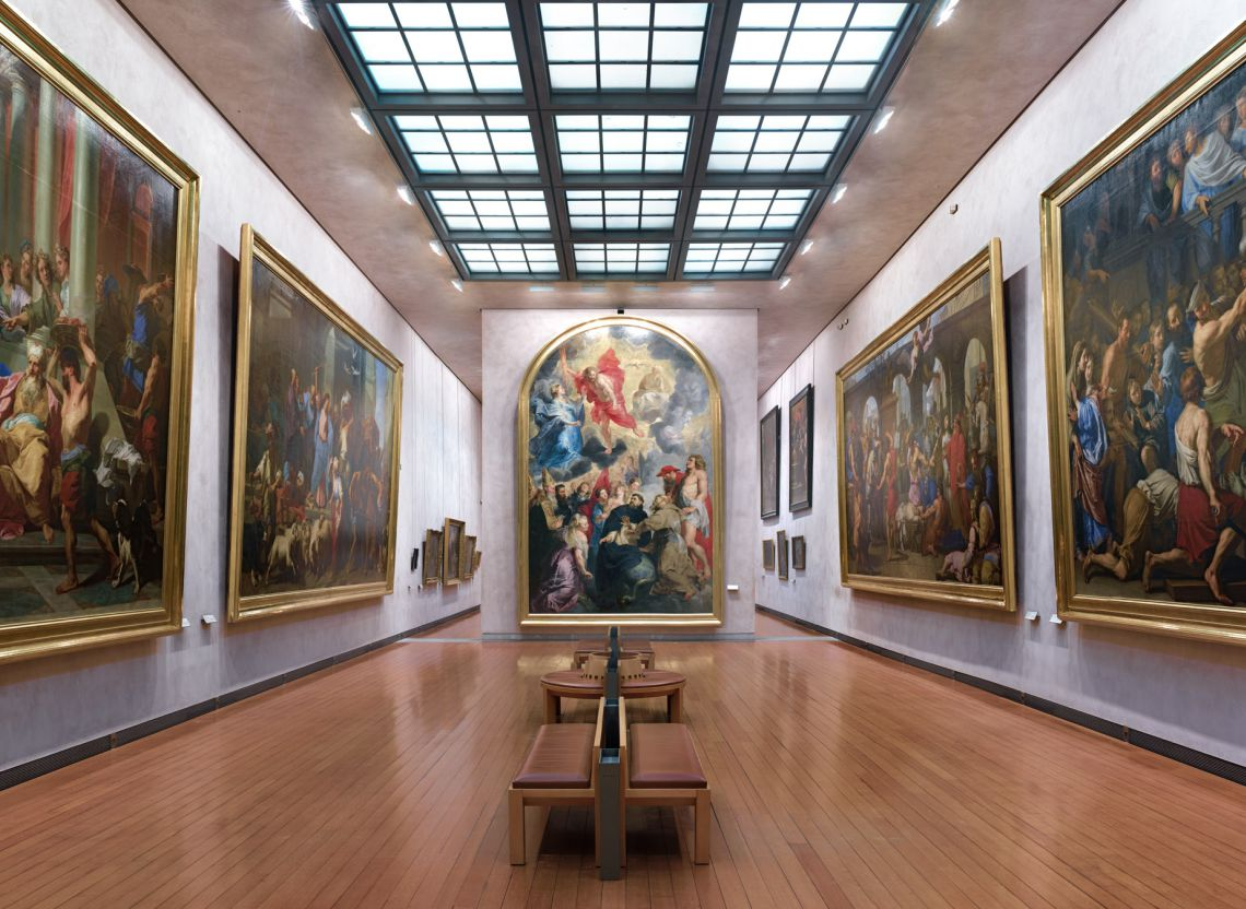 Musée des Beaux Arts de Lyon : acquisition d'une oeuvre majeure