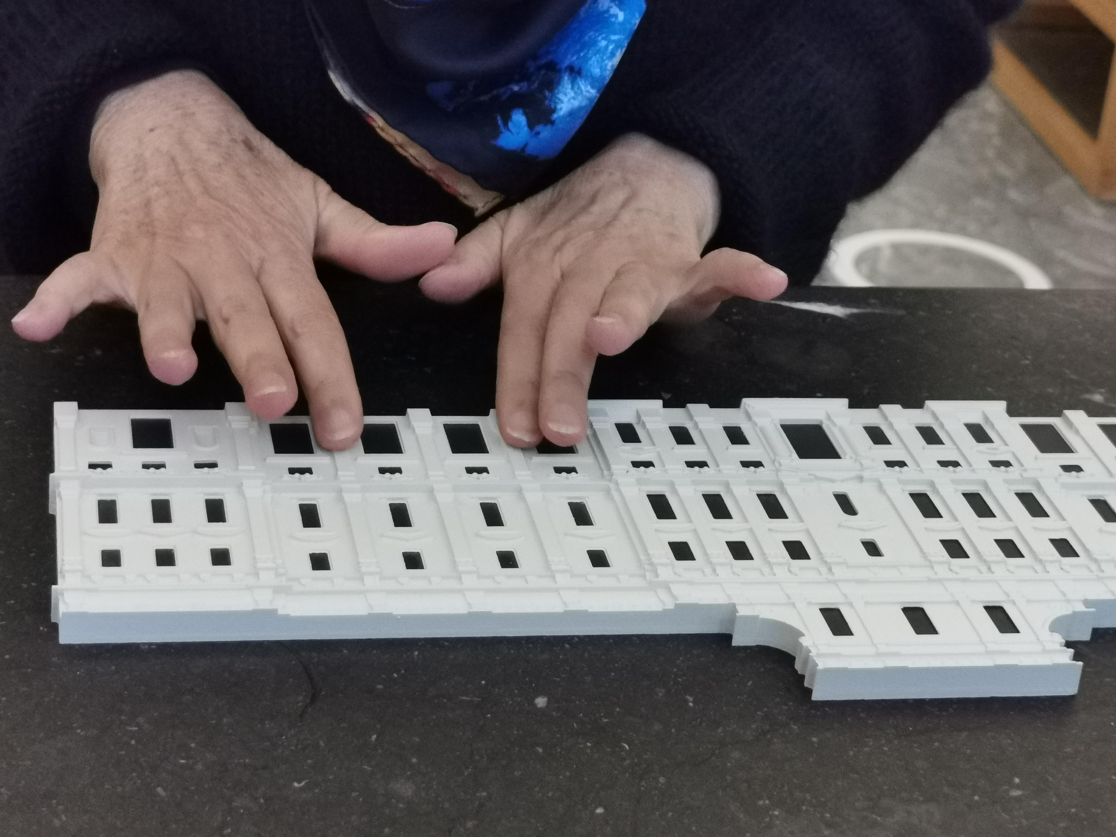 Musée des Beaux-arts de Lyon : des outils de médiation tactiles